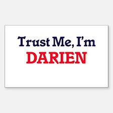 Trust Me, I'm Darien Decal
