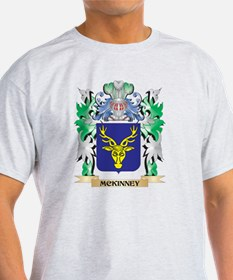 Mckinney Coat of Arms - Family Crest T-Shirt