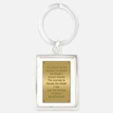 serenity_prayer Keychains
