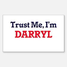 Trust Me, I'm Darryl Decal