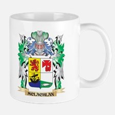 Mclachlan Coat of Arms - Family Crest Mugs