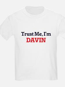 Trust Me, I'm Davin T-Shirt