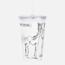 Centaur Cartoon 1036 Acrylic Double-wall Tumbler
