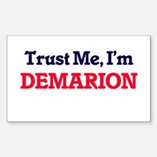 Trust Me, I'm Demarion Decal
