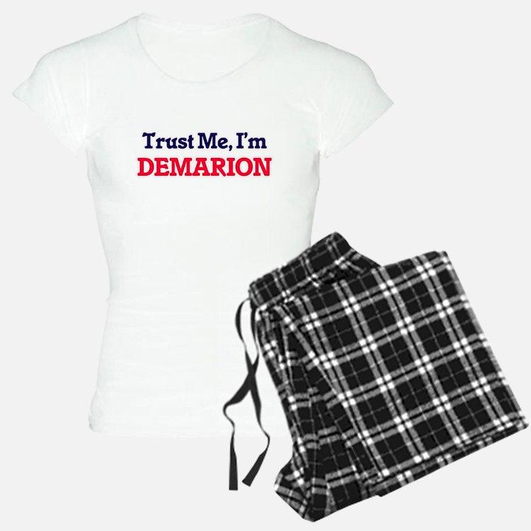 Trust Me, I'm Demarion Pajamas