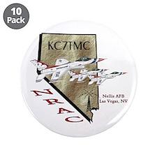"""NRAC Logo 3.5"""" Button (10 pack)"""