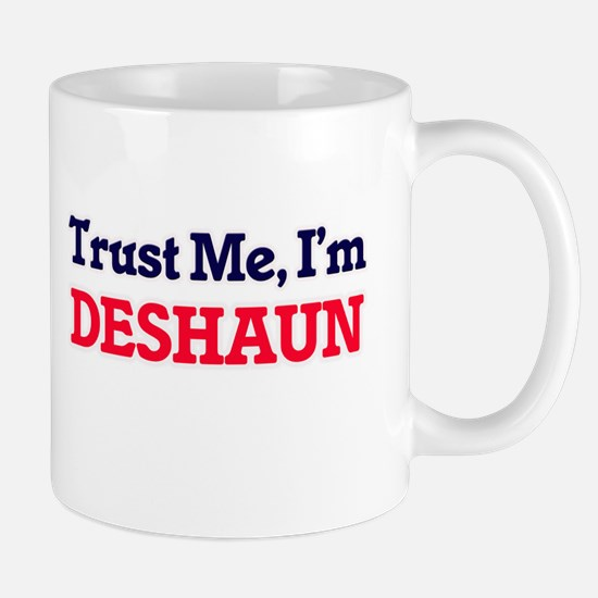 Trust Me, I'm Deshaun Mugs