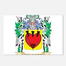 Mclennan Coat of Arms - F Postcards (Package of 8)