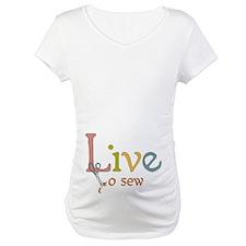 Live To Sew Shirt