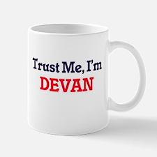 Trust Me, I'm Devan Mugs