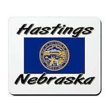 Hastings Nebraska Mousepad