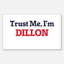 Trust Me, I'm Dillon Decal
