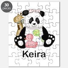 keira's little panda Puzzle