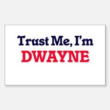 Trust Me, I'm Dwayne Decal