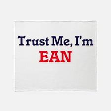 Trust Me, I'm Ean Throw Blanket