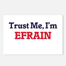 Trust Me, I'm Efrain Postcards (Package of 8)