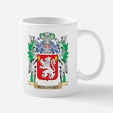 Mcnamara Coat of Arms - Family Crest Mugs