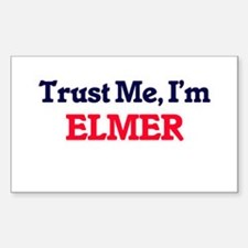 Trust Me, I'm Elmer Decal