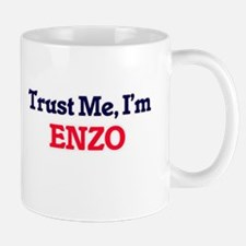 Trust Me, I'm Enzo Mugs