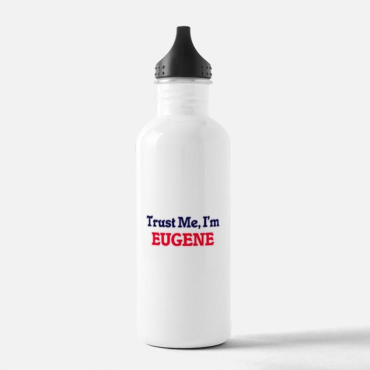 Trust Me, I'm Eugene Water Bottle