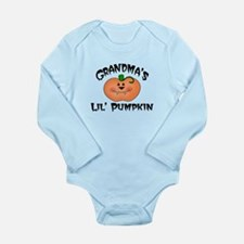 Grandma's Lil Pumpkin Body Suit