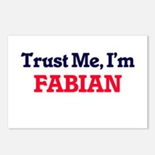 Trust Me, I'm Fabian Postcards (Package of 8)
