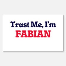 Trust Me, I'm Fabian Decal