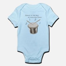 Drum Infant Bodysuit