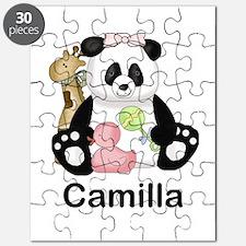 camilla's little panda Puzzle