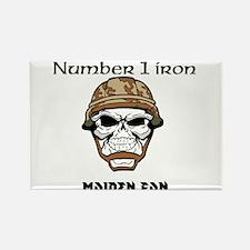 #1 Iron Maiden Fan Magnets
