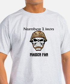 #1 Iron Maiden Fan T-Shirt