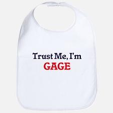 Trust Me, I'm Gage Bib