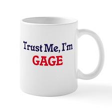 Trust Me, I'm Gage Mugs