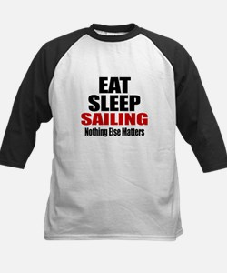 Eat Sleep Sailing Tee