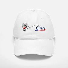 GOPee on Hillary Baseball Baseball Cap