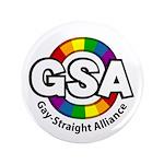 "GSA ToonA 3.5"" Button (100 pack)"