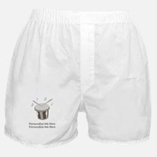 Personalized Drum Boxer Shorts