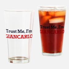 Trust Me, I'm Giancarlo Drinking Glass