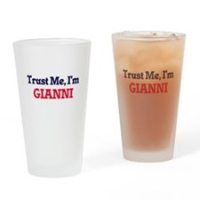 Trust Me, I'm Gianni Drinking Glass