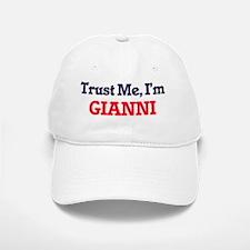 Trust Me, I'm Gianni Baseball Baseball Cap