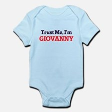 Trust Me, I'm Giovanny Body Suit