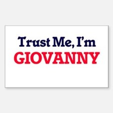 Trust Me, I'm Giovanny Decal