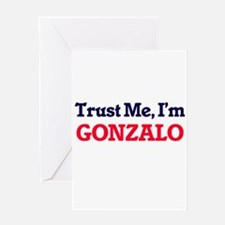 Trust Me, I'm Gonzalo Greeting Cards