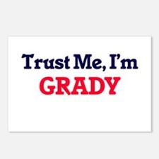 Trust Me, I'm Grady Postcards (Package of 8)
