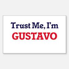 Trust Me, I'm Gustavo Decal