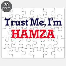 Trust Me, I'm Hamza Puzzle