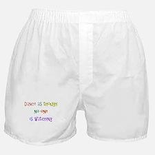 Dance As Though... Boxer Shorts