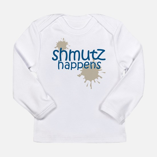 schmutz_happens Long Sleeve T-Shirt