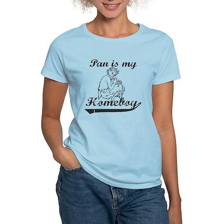 Pan is my Homeboy! Women's Light T-Shirt