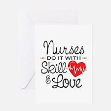 Funny Nurse Greeting Card